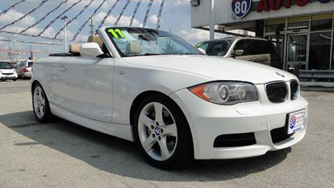 2011 BMW 1 Series for sale at I-80 Auto Sales in Hazel Crest IL