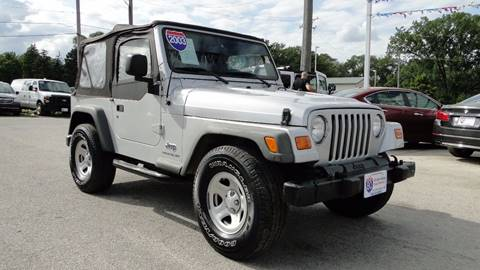 2003 Jeep Wrangler for sale in Hazel Crest, IL