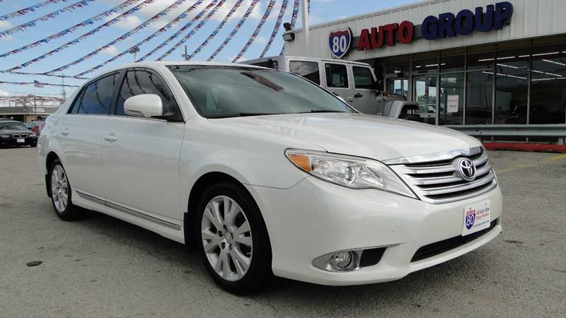 2011 Toyota Avalon for sale at I-80 Auto Sales in Hazel Crest IL