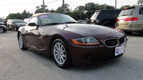 2003 BMW Z4 for sale in Hazel Crest, IL