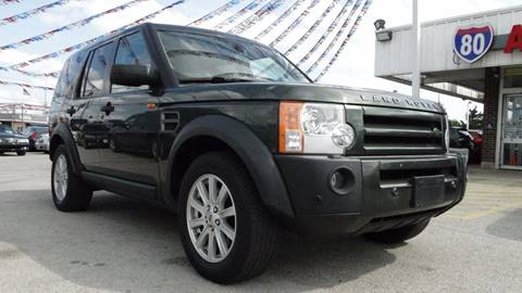 2008 Land Rover LR3 for sale in Hazel Crest, IL