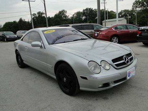 2002 Mercedes-Benz CL-Class for sale in Hazel Crest, IL