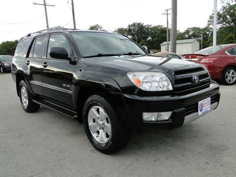 2004 Toyota 4Runner for sale in Hazel Crest, IL