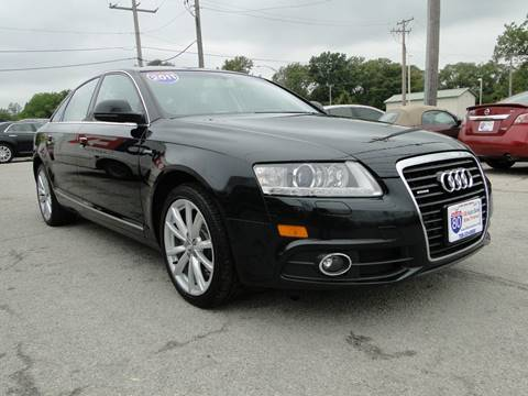 2011 Audi A6 for sale at I-80 Auto Sales in Hazel Crest IL
