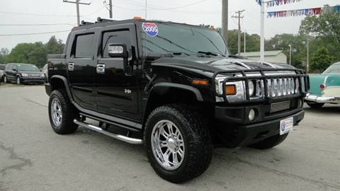 2005 HUMMER H2 SUT for sale at I-80 Auto Sales in Hazel Crest IL