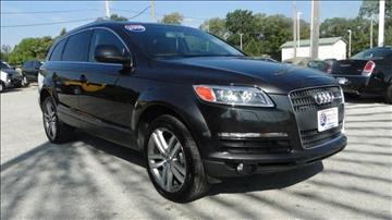 2009 Audi Q7 for sale in Hazel Crest, IL