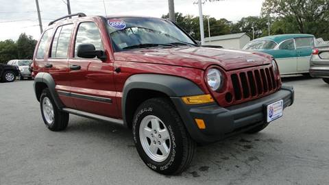 2006 Jeep Liberty for sale in Hazel Crest, IL