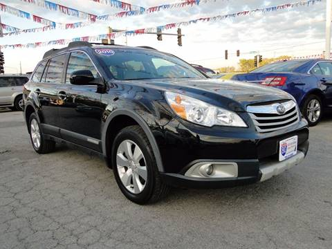 2010 Subaru Outback for sale in Hazel Crest, IL