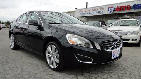 2012 Volvo S60 for sale at I-80 Auto Sales in Hazel Crest IL