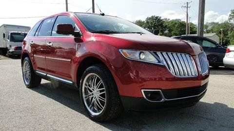 2011 Lincoln MKX for sale in Hazel Crest, IL