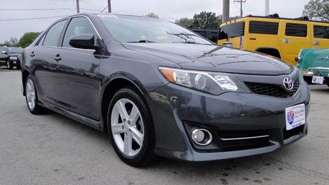2013 Toyota Camry for sale in Hazel Crest, IL