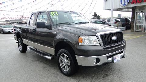 2007 Ford F-150 for sale in Hazel Crest, IL