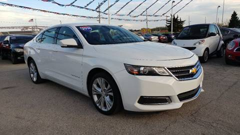 2014 Chevrolet Impala for sale at I-80 Auto Sales in Hazel Crest IL