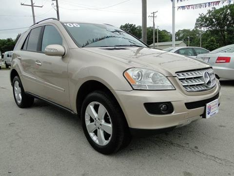 2006 Mercedes-Benz M-Class for sale at I-80 Auto Sales in Hazel Crest IL