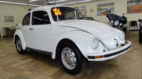 1976 Volkswagen Beetle for sale at I-80 Auto Sales in Hazel Crest IL