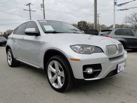 2010 BMW X6 for sale at I-80 Auto Sales in Hazel Crest IL