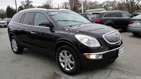 2008 Buick Enclave for sale at I-80 Auto Sales in Hazel Crest IL