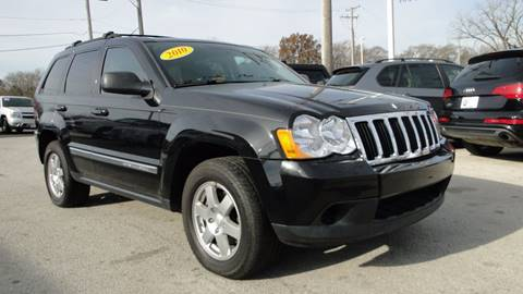 2010 Jeep Grand Cherokee for sale at I-80 Auto Sales in Hazel Crest IL