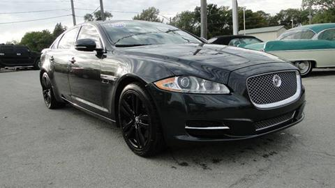 2011 Jaguar XJL for sale at I-80 Auto Sales in Hazel Crest IL