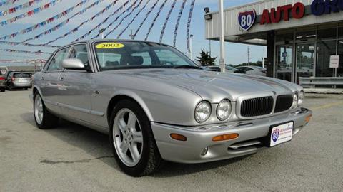 2002 Jaguar XJ-Series for sale at I-80 Auto Sales in Hazel Crest IL