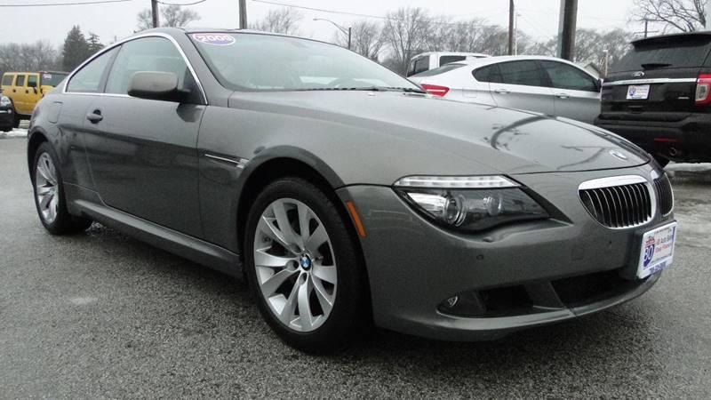 BMW Series I In Hazel Crest IL I Auto Sales - 2009 bmw 645