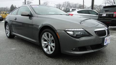 2009 BMW 6 Series for sale at I-80 Auto Sales in Hazel Crest IL