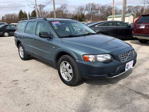 2002 Volvo XC for sale at I-80 Auto Sales in Hazel Crest IL