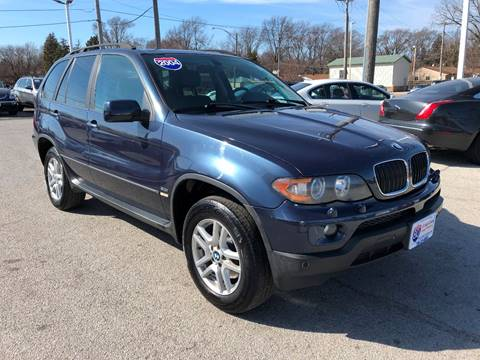 2004 BMW X5 for sale at I-80 Auto Sales in Hazel Crest IL