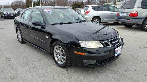 2004 Saab 9-3 for sale at I-80 Auto Sales in Hazel Crest IL