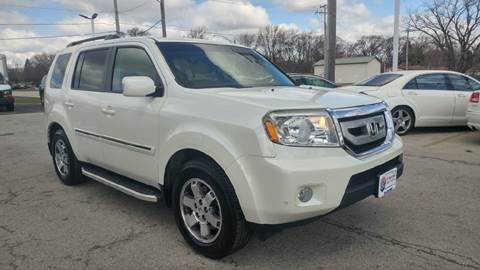 2011 Honda Pilot for sale at I-80 Auto Sales in Hazel Crest IL
