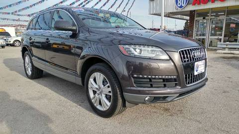 2010 Audi Q7 for sale at I-80 Auto Sales in Hazel Crest IL
