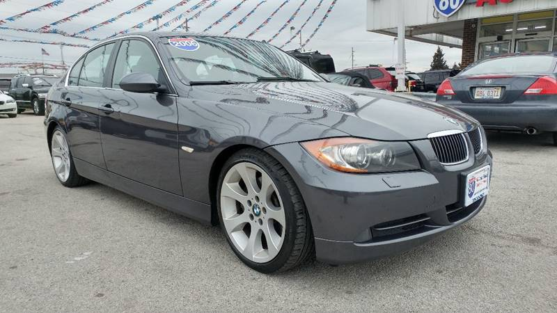 2006 BMW 3 Series 330i In Hazel Crest IL - I-80 Auto Sales