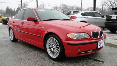 2002 BMW 3 Series for sale at I-80 Auto Sales in Hazel Crest IL