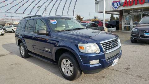 2007 Ford Explorer for sale at I-80 Auto Sales in Hazel Crest IL