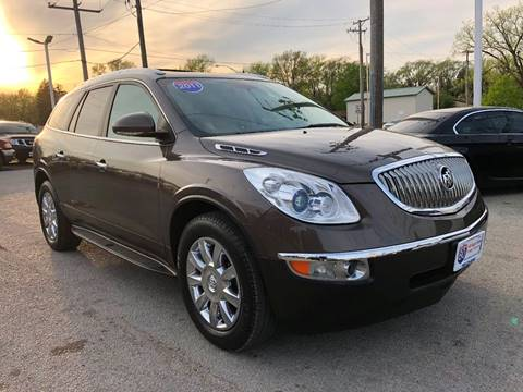 2011 Buick Enclave for sale at I-80 Auto Sales in Hazel Crest IL