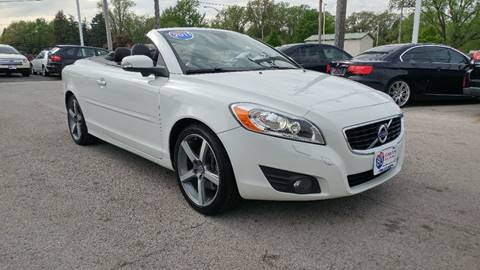 2011 Volvo C70 for sale at I-80 Auto Sales in Hazel Crest IL