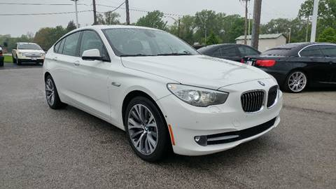 2010 BMW 5 Series for sale at I-80 Auto Sales in Hazel Crest IL