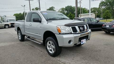 2006 Nissan Titan for sale at I-80 Auto Sales in Hazel Crest IL