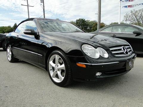 2005 Mercedes-Benz CLK for sale at I-80 Auto Sales in Hazel Crest IL