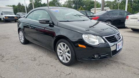 2010 Volkswagen Eos for sale at I-80 Auto Sales in Hazel Crest IL