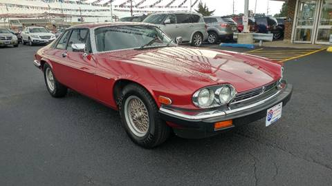 1988 Jaguar XJ-Series for sale at I-80 Auto Sales in Hazel Crest IL