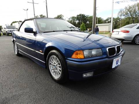 1998 BMW 3 Series for sale at I-80 Auto Sales in Hazel Crest IL