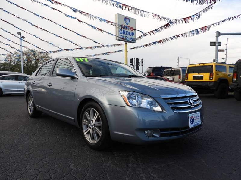 2007 Toyota Avalon for sale at I-80 Auto Sales in Hazel Crest IL