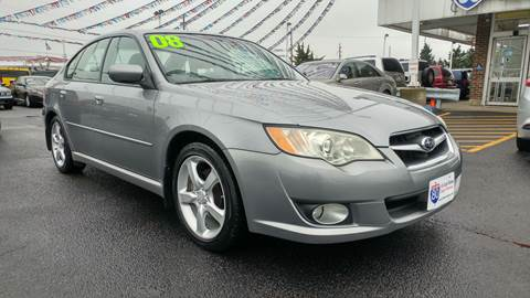 Used 2008 Subaru Legacy For Sale Carsforsale