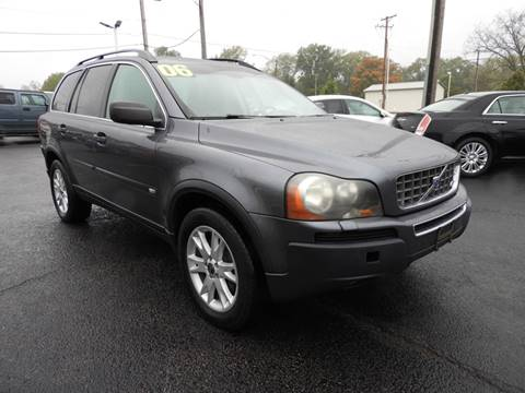 2006 Volvo XC90 for sale at I-80 Auto Sales in Hazel Crest IL