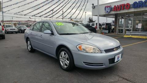 2006 Chevrolet Impala for sale at I-80 Auto Sales in Hazel Crest IL