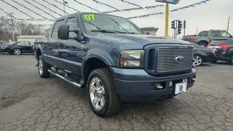 2007 Ford F-250 Super Duty for sale at I-80 Auto Sales in Hazel Crest IL