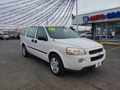 2008 Chevrolet Uplander for sale in Hazel Crest, IL
