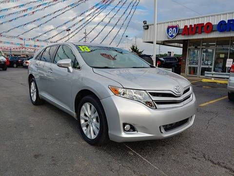 2013 Toyota Venza for sale in Hazel Crest, IL