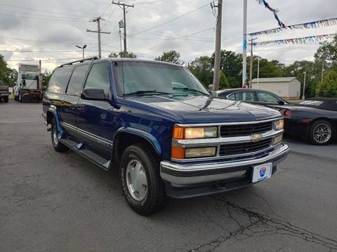 1997 Chevrolet Suburban for sale in Hazel Crest, IL